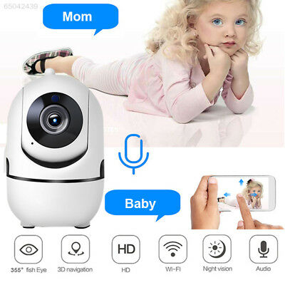 E4FF 1080P HD Wifi IP Camera HD Wifi Camera Tracking Automatically