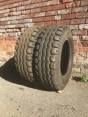 BKT Implememt AW702 10.5/80-18 Trailer/Implement Tyres