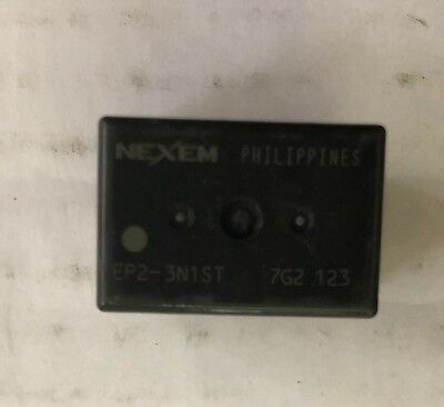 Hyundai Coupe Indicator Fault - Relay NEC EP2-3L1T (EP2-3N1ST) (#152933876994)