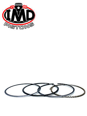 HONDA CX500 GL500 PISTON RING SET (1) STANDARD STD 78mm NEW R15308-00 (415)