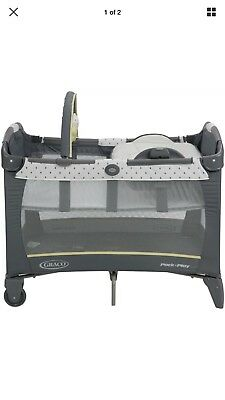 Graco Pack N Play Playard With Reversible Napper And Changer in Sprinkle
