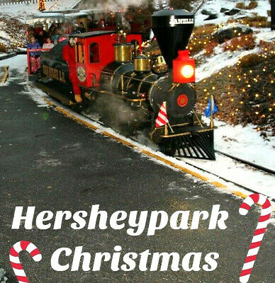 Hershey Park Tickets A Promo Discount Savings Tool Holiday Christmas Candycane