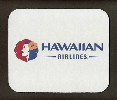 """HAWAIIAN  AIRLINES  Mouse Pad  - #1   """"FREE SHIPPING"""""""