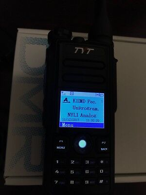 TYT MD-2017 Dual Band DMR Portable Radio