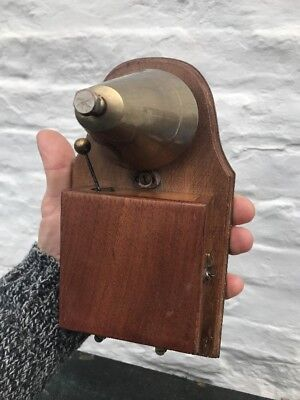 Lovely Old Antique Service Door Bell