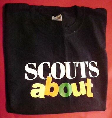 T-Shirt - Scouts about