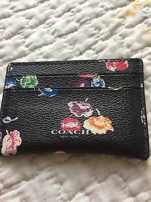 Coach Cardholder Used