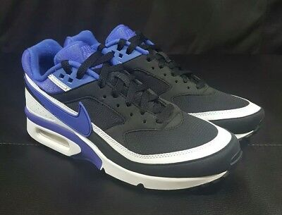huge discount 034d2 04593 Nike Air Max BW OG Black Persian Violet Mens Shoes 819522-051 Size 8 NEW