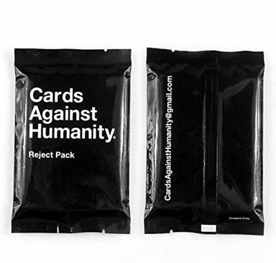 Cards Against Humanity Reject Expansion Pack Funny Game Adult Humor Last Call