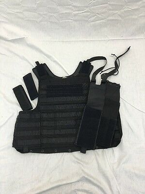 Eagle Industries LE Armor Carrier Black Vest BALCS CIRAS Style
