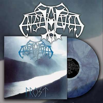 ENSLAVED - Frost  LP  BLUE MARBLED