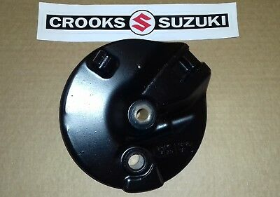 NOS 54210-46002 Genuine Suzuki RM50/RM60/RM80/DS80/JR80 Front Brake Plate