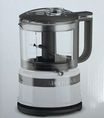 KitchenAid Mini Food Processor 5KFC3516EWH weiß, Zerkleinerer