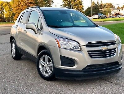 2016 Chevrolet Trax 1Lt Turbo CLEAN TITLE Leather-Back Up Cam- Mint!!! 2016 Chevrolet Trax 1Lt Turbo CLEAN TITLE Leather-Back Up Cam- Mint!!!