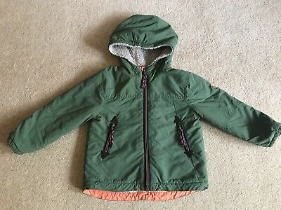 Mini Boden boys coat aged 18months - 2years
