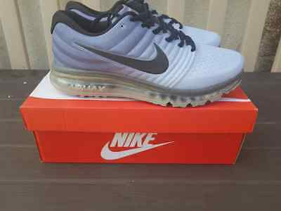 2017 Mens Nike Air Max Running Shoes Essential Pale Blue Uk Size 7 8