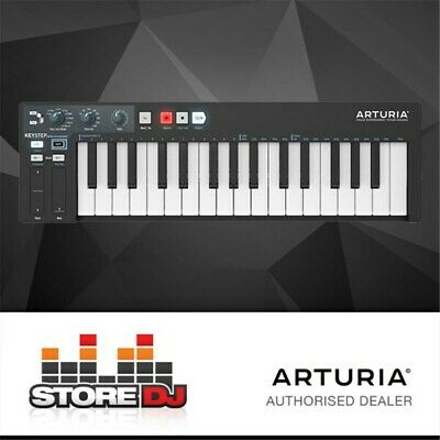 Arturia KeyStep Step Sequencer & Keyboard Controller (Limited Edition Black)
