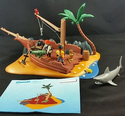 Playmobil 4136 Piraten Schiffwrack