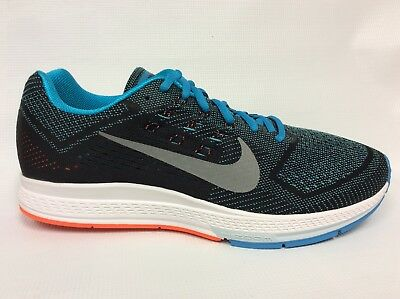 fea0170ce9131 Nike Air Zoom Structure 18 Running Shoes 683731-402 US Men's Size 11.5 D New
