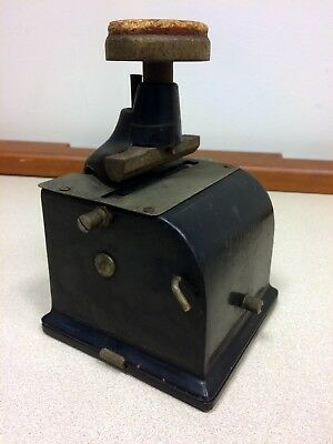 Antique Baby Defiance Check Protector - Rochester, NY- Bank/Office
