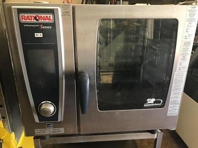 Rational Self Cooking Center* Combi Oven (Gas)