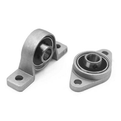 8mm KP08/KFL08 Zinc Alloy Mounted Pillow Block Bearing For 8mm Shaft/Lead Screw