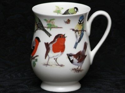 ROY KIRKHAM GARDEN BIRDS Fine Bone China ELEANOR Mug #1a