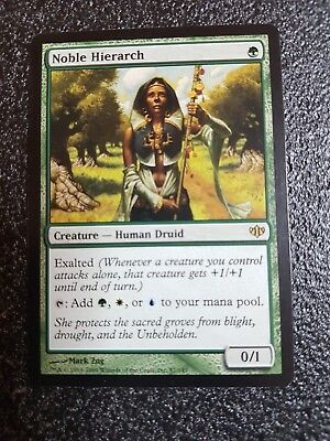 Noble Hierarch from conflux edition