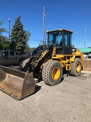 Caterpiller IT-14G Wheel Loader CAT