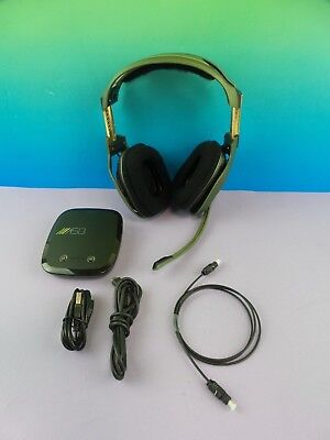Astro A50 Gaming Headset Halo Edition for PC PS4 Read #grehal