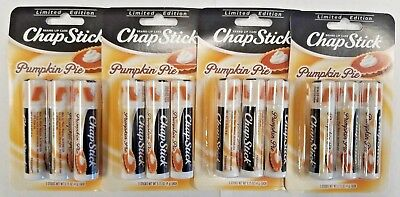 Chapstick Pumpkin Pie Limited Edition 0.15 Ounce (Pack of 12)
