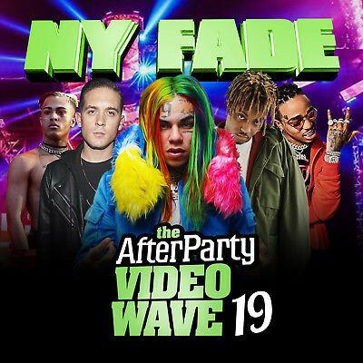 NY FADE - the After Party 19 [CD Mixtape] [Hip Hop, Rap, Down South]