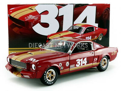 Acme - 1/18 - Ford Shelby Gt 350 H - Rent A Racer - 1966 - 1801823