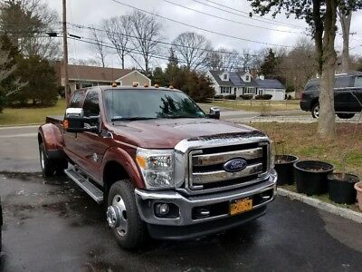 2015 Ford F-350 Lariat 2015 Ford f-350