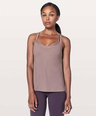 Lululemon Women's Final Count Tank ANTK Antique Bark