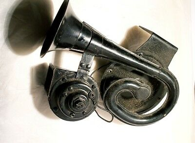Vintage Auto Car Truck Electric Horn - Untested