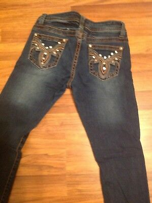 liuces womans jeans size 5 great condition