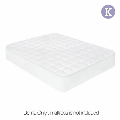 King Size Cotton Mattress Protector