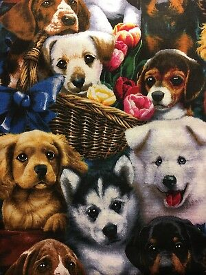 Colorful Cute Dogs Stethoscope Cover -NEW - Handmade - FREE S&H