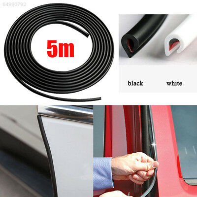8F74 5M Car Auto Door Edge Protector Sealing Strip Seal With Adhesive Car Stylin