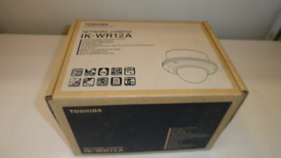 Toshiba Ik-wr12a Network Camera - Color - 800 X 600 - 3x