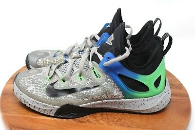 timeless design e9acd 0f09b Nike Mens Zoom HyperRev 2015 All Star Collection Grey Black 744700-903 Size  10.5