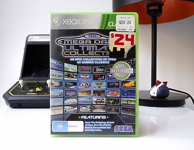 Sega Mega Drive Ultimate Collection - Xbox 360 | Gc