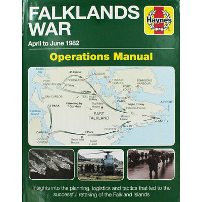 Haynes - Falklands War Operation Manual (Hardback), Non Fiction Books, Brand New