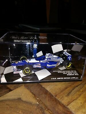 Minichamps PMA - Williams Renault FW 18 - 1:43  Damon Hill - Limited Edition
