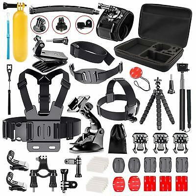 Bestter 52in1 Action Camera Accessory Kit for GoPro Hero 5 Session Hero Session