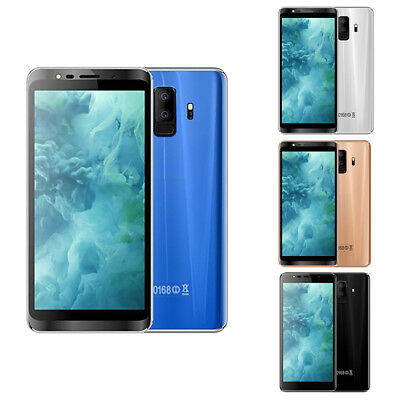 Freigesetzter Excelay S9 + Android 8,0 Smartphone Quad Core 4G ROM Handy GPS 5MP