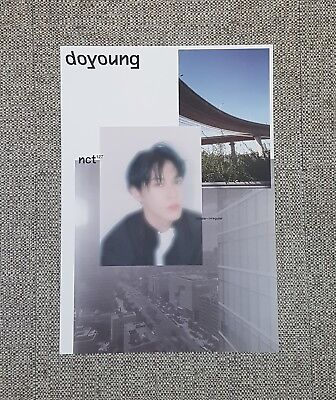 NCT 127 [NCT #127 Regular-Irregular] 2Sided Doyoung Ver. OFFICIAL POSTER -NEW-