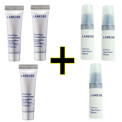 [LANEIGE] Time Freeze Trial Kit (2 Items) x 1set or 3set Rejuvenating Beauty