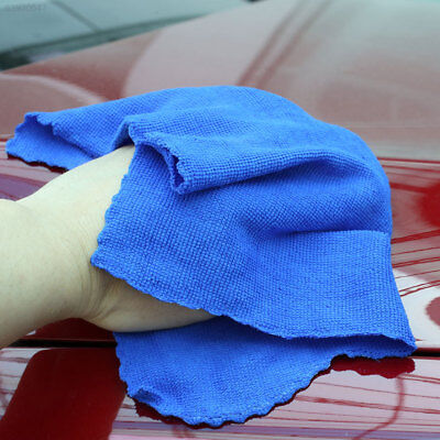 2EF0 Washcloth Super Absorbent Kitchen Dishes Car Cleaning Towel Quick-Drying